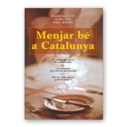Llibre Menjar bé a Catalunya