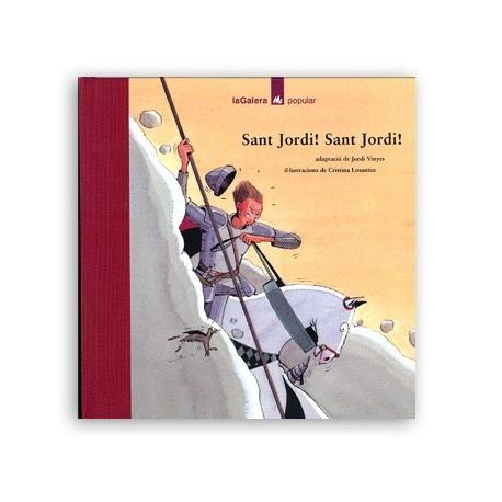 Llibre Sant Jordi! Sant Jordi!