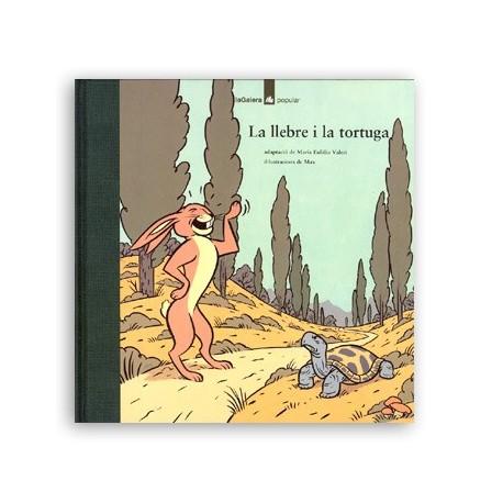 Llibre La llebre i la tortuga