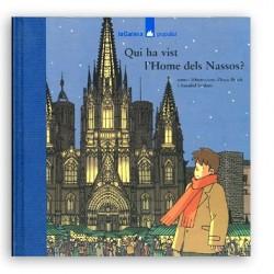 Llibre Qui ha vist l'home dels nassos?