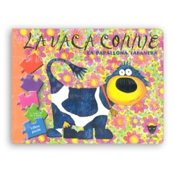 Llibre La vaca Connie- La papallona tafanera