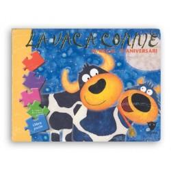 Llibre La vaca Connie-El regal d'aniversari