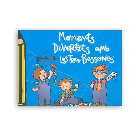 Llibre Moments divertits amb les tres bessones