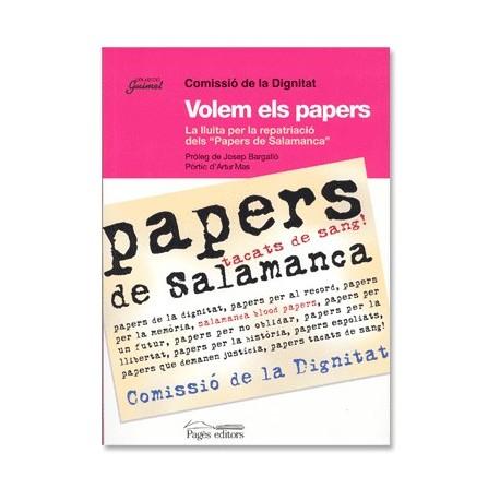 Llibre Volem els Papers