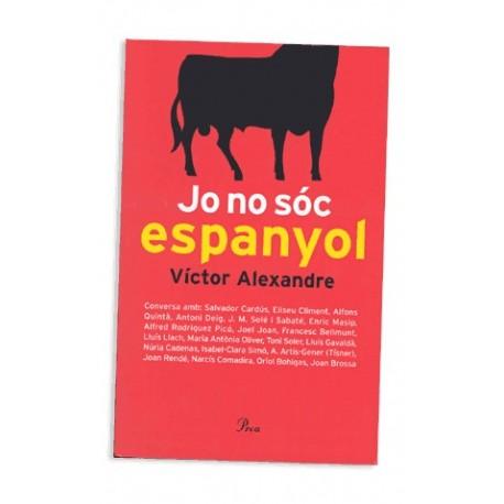 Llibre Jo no soc espanyol