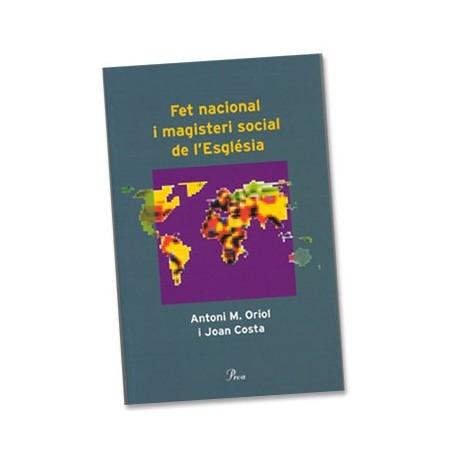 Llibre Fet nacional i magisteri social de l'esglèsia