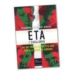 Llibre ETA i Catalunya- Des del primer contacte el 1962...