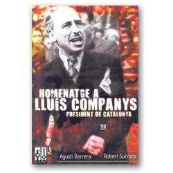 Llibre Homenatge a Lluís Companys