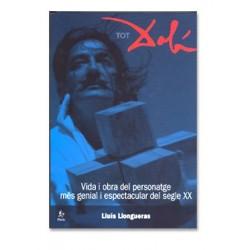 Llibre Tot Dalí - Vida i obra...
