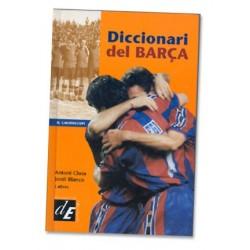 Llibre Diccionari del Barça