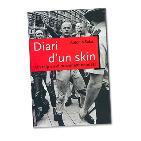 Llibre Diari d'un skin