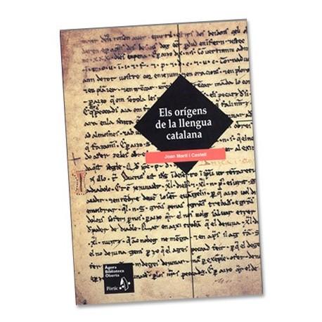 Llibre Els origens de la llengua catalana