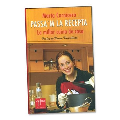 Llibre Passa'm la recepta