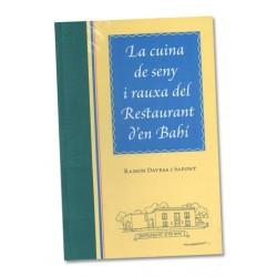 Llibre La cuina de seny i rauxa...