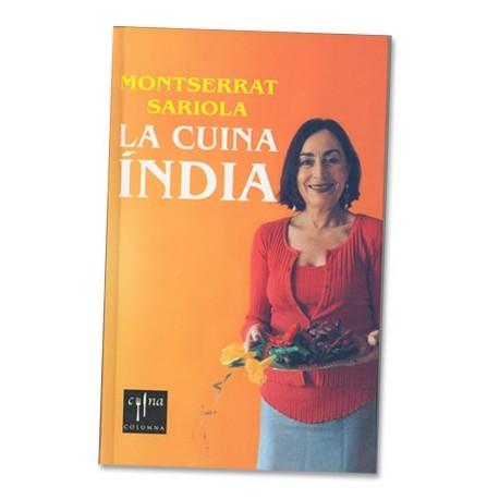 Llibre La cuina india