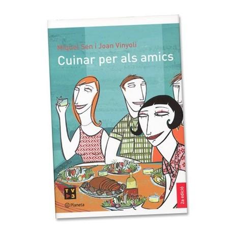 Llibre Cuina per als amics