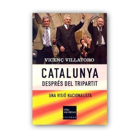 Llibre Catalunya després del tripartit