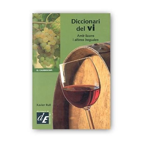 Llibre Diccionari del vi amb licors o altres begudes