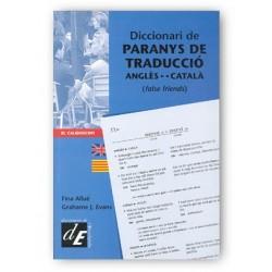 Llibre Diccionari de paranys de traducció català-anglès