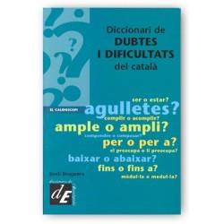 Llibre Diccionari de dubtes i dificultats del català