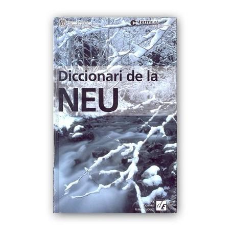 Llibre Diccionari de la neu