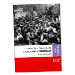 Llibre L'exili dels republicans