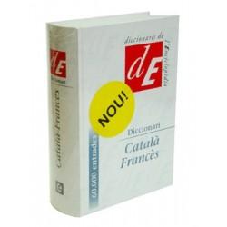 Llibre Dicc. Català - Francès