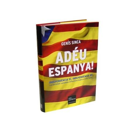 Llibre Adéu Espanya!