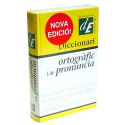 Llibre Dicc. ortogràfic i de pronúncia