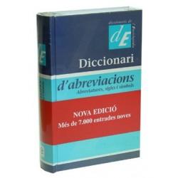 Llibre Dicc. d'abreviacions