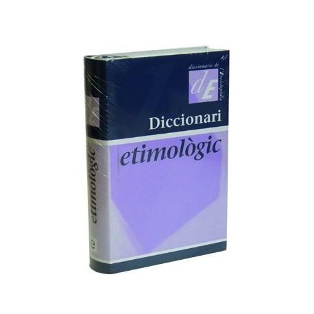 Llibre Dicc. etimològic