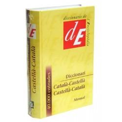 Llibre Dicc. Català-Castellà / Castellà-Català