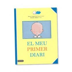 Llibre El meu primer diari
