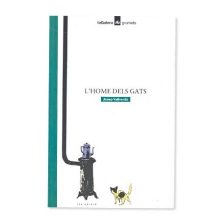 Llibre L'home dels gats