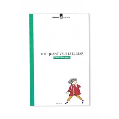 Llibre Tot quan veus és el mar
