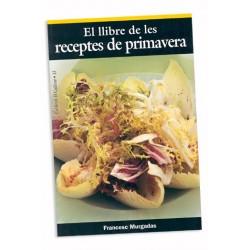 Llibre El llibre de les receptes de primavera