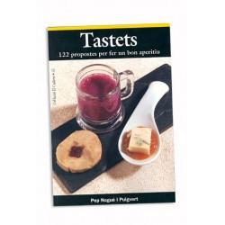 Llibre Tastets - 122 propostes per fer un bon aperitiu