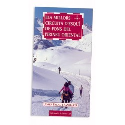 Llibre Els millors circuits d'esquí de fons del Pirineu Oriental