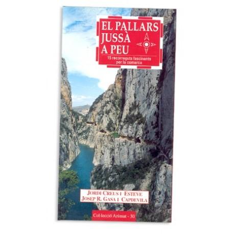 Llibre El Pallars Jussà a peu