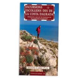 Llibre Excursions per la Costa Daurada
