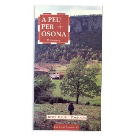 Llibre A peu per Osona