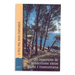 Llibre A peu pel Baix Empordà