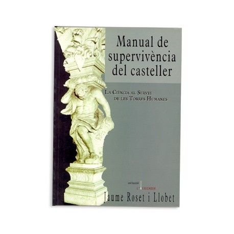 Llibre Manual de supervivència del casteller