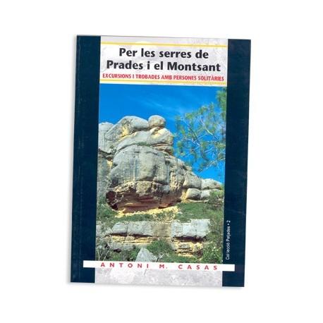 Llibre Per les serres de Prades i el Montsant