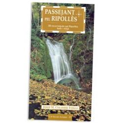 Llibre Passejant pel Ripollès