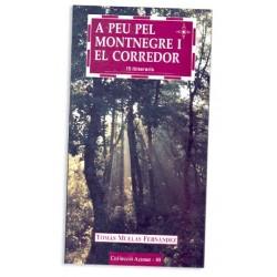 Llibre A peu pel Montnegre i el Corredor