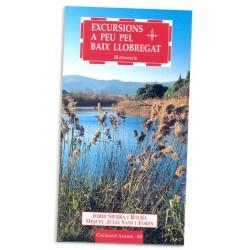Llibre Excursions a peu pel Baix Llobregat