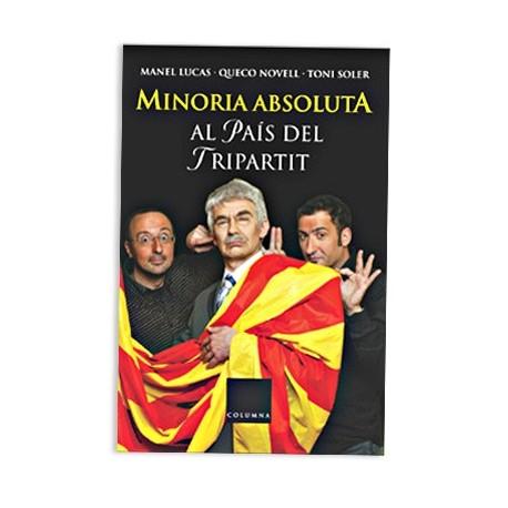 Llibre Minoria absoluta al país del tripartit