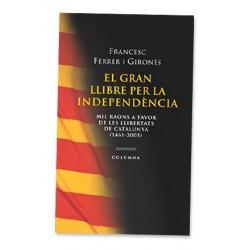 Llibre El gran llibre per la independència