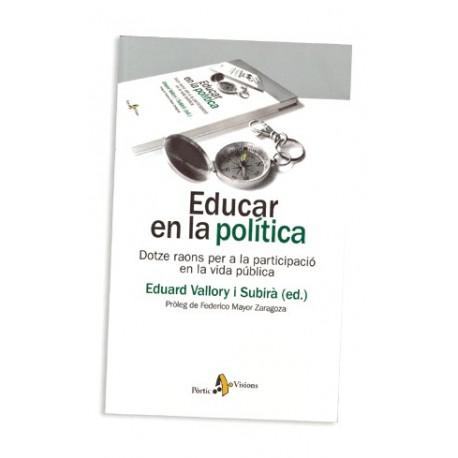 Llibre Educar en la política